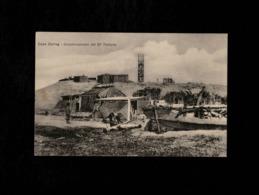 Cartolina Posta Militare Corpo Di Spedizione In Tripolitania  Capo Zarrug Accantonamento Del 35° Fanteria - Militari