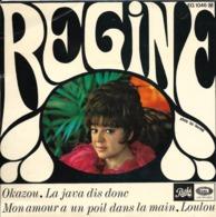 "Régine / Serge Gainsbourg  ""  Okazou  "" - Vinyl Records"