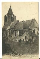 59 - BOESCHEPE / LE BOMBARDEMENT - AVRIL-NOVEMBRE 1918 - Autres Communes
