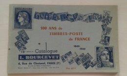 100 Ans De Timbres-poste De France 18459 - 1949 - France