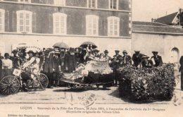 Luçon : Souvenir De La Fête Des Fleurs - Lucon