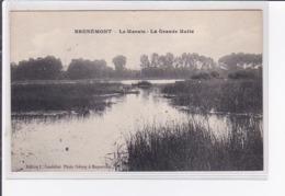 BRUNEMONT : Le Marais - La Grande Hutte (chasse) - Très Bon état - Autres Communes