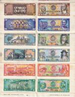 BILLETE  NOTE BILLET - BANCO CENTRAL DEL PERU - SOLO PARA EDUCACION ESCOLAR - DOBLADO - Monnaies & Billets