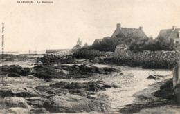 BARFLEUR La Bretonne Carte Précurseur - Barfleur