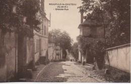 78 NEAUPHLE-le-CHATEAU  Grande Rue - Neauphle Le Chateau