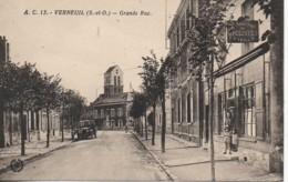 78 VERNEUIL  Grande Rue - Verneuil Sur Seine