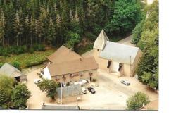 """58 SAINT AIGNAN Cpm """"Chez Jeanine"""" La Vieille Auberge - France"""