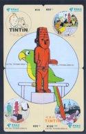 Tintin Kuifje - 4 Telecards China Telecom CHI TEL-TIP2006-208 - Stripverhalen