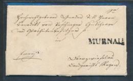 Bayern-uralter Heimat Beleg- Murnau....-bitte Lesen !!    (op1192  ) Siehe Scan - Bayern
