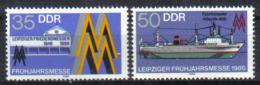 DDR  Xx  1986     MI  3003-04   Vedi  Foto ! - Nuovi