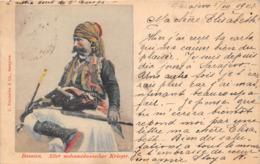 ¤¤   -  BOSNIE  -  BOSNIEN   -  Alter Mohamedanischer Krieger   -  Oblitération En 1902  -  ¤¤ - Bosnia Erzegovina