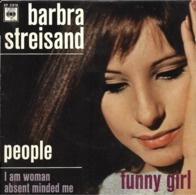 """Barbra Streisand  """"  People  """" - Unclassified"""