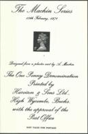 GROSSBRITANNIEN 1971 Mi-Nr. 1 Sonderdruck - Souvenir Sheet - Cinderellas