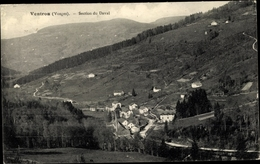 Cp Ventron Vosges, Section Du Daval - Andere Gemeenten