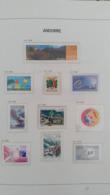 - COLLECTION TIMBRES NEUFS ** / * ANDORRE 1931 / 2013 EN ALBUM DAVO - Cote 1570 EUR - - Andorre Français