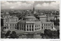 Autriche. Vienne. Panorama Et Theatre - Autres