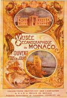 MUSEE OCEANOGRAPHIQUE DE MONACO - Ozeanographisches Museum