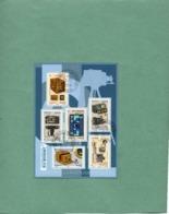 FRANCE    Feuillet 6 Timbres    2014   Y&T: F4916    Les Appareils Photographiques  Oblitéré - Sheetlets