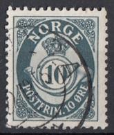 Norvegia 1941 Sc.  Post Horn Used Norway - Norvegia