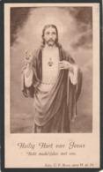 Prentje Van Henderyckx-sergent-fourrier Pompierskorps-veurne 1837- 1928 - Devotion Images