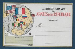 Carte F M. - Marcophilie (Lettres)