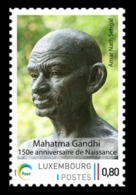 Luxembourg (Meng Post) 2019 No. 129 Mahatma Gandhi MNH ** - Luxembourg