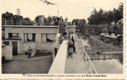 Schoten Boby Land Bad Kinderzwemdok En Groote Zwemkom  A Dohmen Niet Verst. Reklame Achter - Schoten