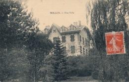 I121 - 01 - MOLLON - Ain - Une Villa - Other Municipalities