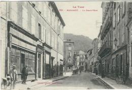 Tarn : Mazamet, La Grande Rue - Mazamet