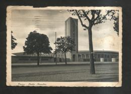 TORINO -STADIO MUSSOLINI (viaggiata) 1942 / SI VEDA DESCRIZIONE - Stadiums & Sporting Infrastructures