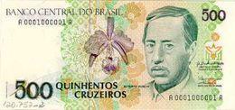 Brasil 500 Cruzados  (1990) Pick 230 UNC - Brasilien