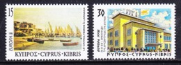 Europa Cept 1998 Cyprus 2v  ** Mnh (44915F) ROCK BOTTOM PRICE - 1998