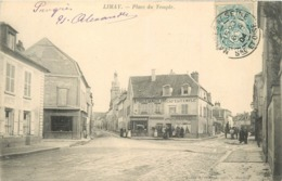 LIMAY - Place Du Temple. - Limay
