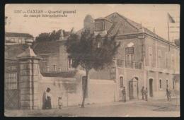 PORTUGAL - CAXIAS  QUARTEL GENERAL DO CAMPO INTRINCHEIRADO - Lisboa