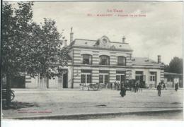 Tarn : Mazamet, Façade De La Gare - Mazamet