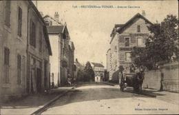 Cp Bruyères Vosges, Avenue Gambetta - Autres Communes