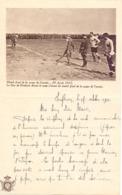 Brief Lettre - Militair - Guerre Oorlog 14 -18 - Voetbal - Football - Coupe De L'armée 1917  - Izegem 1921 - 1914-18
