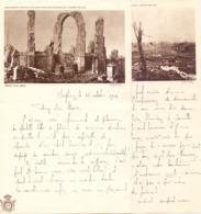 Brief Lettre - Militair - Guerre Oorlog 14 -18 - Ruines D'église - Kerk - Izegem 1921 - 1914-18