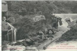 Tarn : Mazamet, (Environs) Pont De Larn, Gouffre Du Larn Dans Le Village - Mazamet