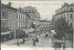 Tarn : Mazamet, La Place De La Cathédrale - Mazamet