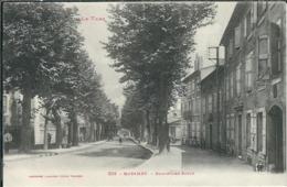 Tarn : Mazamet, Boulevard Soult - Mazamet