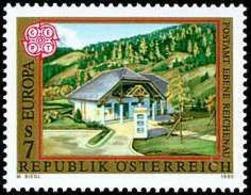 AUSTRIA 1990 - EUROPA CEPT - YVERT Nº 1817** - Europa-CEPT