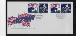 Thème Sports - Cricket - Australie - Enveloppe - Cricket