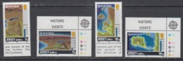 Europa Cept 1982 Jersey 4v ** Mnh (44915R) ROCK BOTTOM PRICE - Europa-CEPT