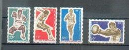 POLY 252 - YT 66 à 69 ** - Polynésie Française