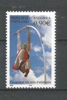ANDORRE ANDORRA 2003 N°583 NEUF** NMH - Unused Stamps