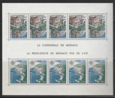 Monaco Bloc 14 ** Europa - Blocks & Sheetlets