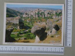 SPAIN - VISTA PARCIAL -  CUENCA -   2 SCANS    - (Nº31576) - Cuenca