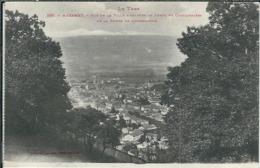 Tarn : Mazamet, Vue De La Ville De La Route De Carcassonne... - Mazamet