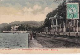 CPA Constantinople - Yeny-Keny Calender - Bosphore - Turquie